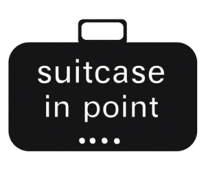 Suitcase in Point Theatre Company