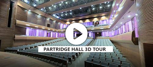 FirstOntario Performing Arts Centre - 3D Tour
