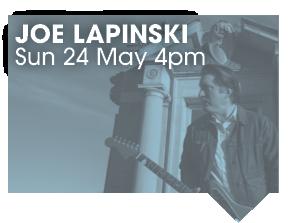 JOE LAPINSKI