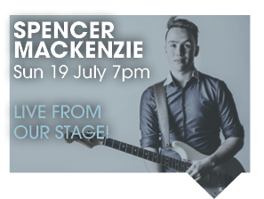 SPENCER MACKENZIE SUN 19 JULY