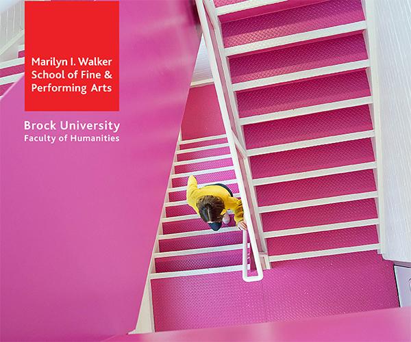 Brock University's Marilyn I. Walker School of Fine and Performing Arts