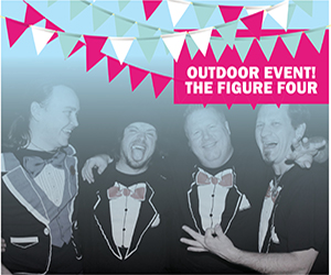 THE FIGURE FOUR - OUTDOOR EVENT
