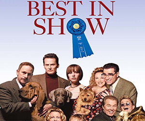 BEST IN SHOW - OUTDOOR SCREENING