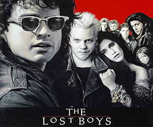 THE LOST BOYS - OUTDOOR SCREENING