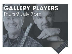 THE GALLERY PLAYERS OF NIAGARA THURS 9 JULY